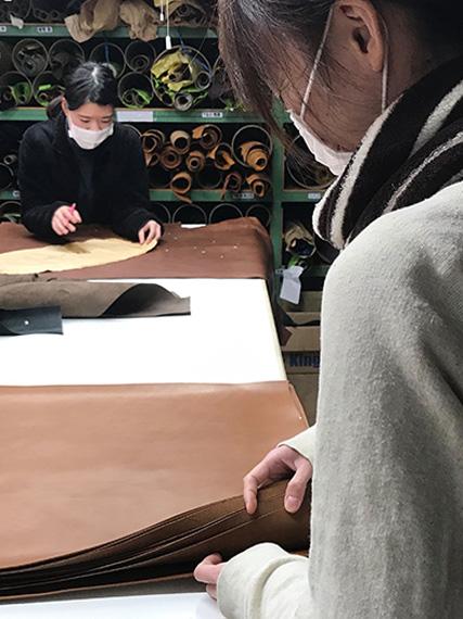 宮崎椅子製作所の制作風景6